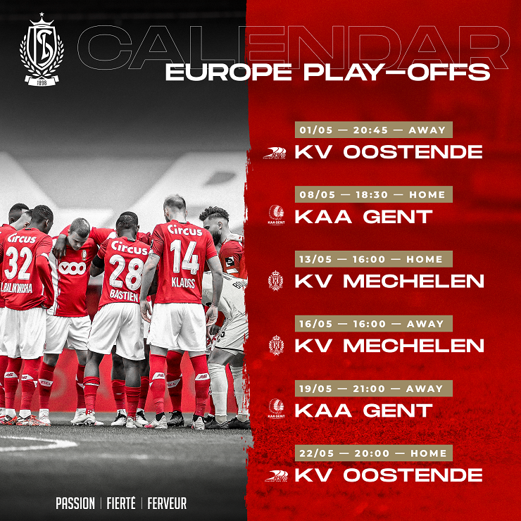 Europe play-offs