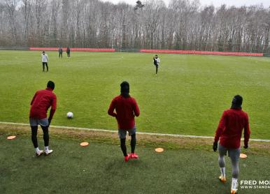 Training 04 januari 2021