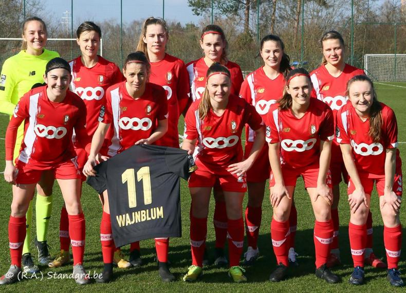 Standard Femina - FC Femina White Star Woluwe (Super League)