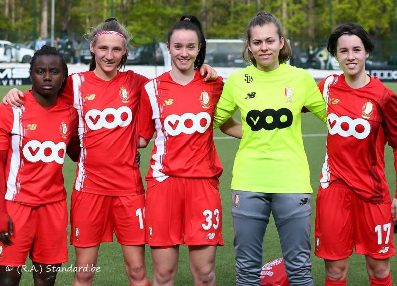OHL - Standard Femina (Super League PO1)