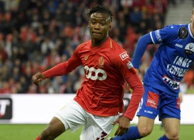 William BALIKWISHA en prêt au Cercle de Bruges