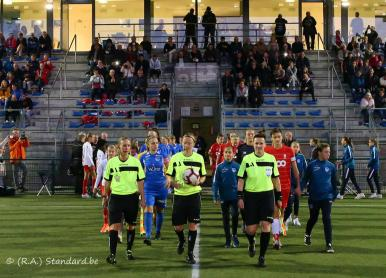 KRC Genk - Standard Section Féminine (Super League)