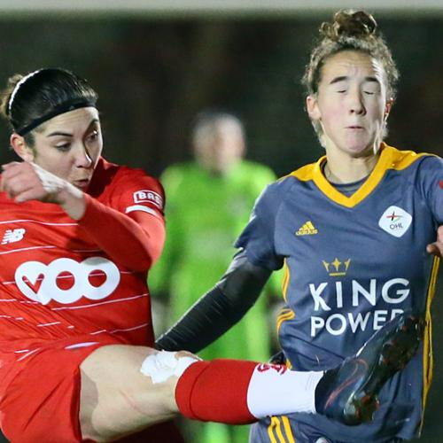 Standard Section Féminine - OHL : 3-0