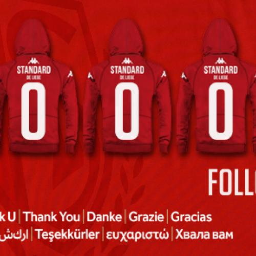 More than 70 000 followers on Twitter !