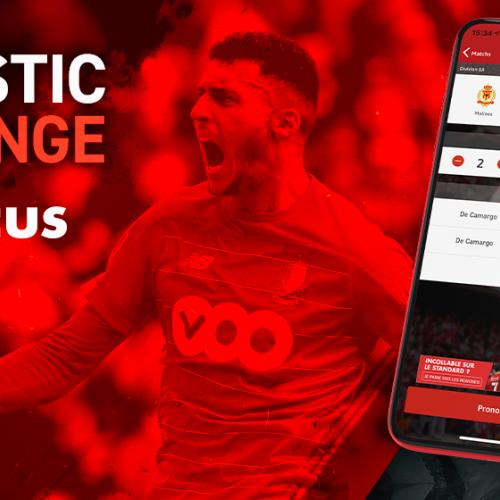 App Standard de Liège : Pronostic Challenge powered by CIRCUS !